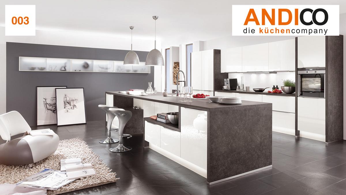 Design Küchen ANDICO küchen pany
