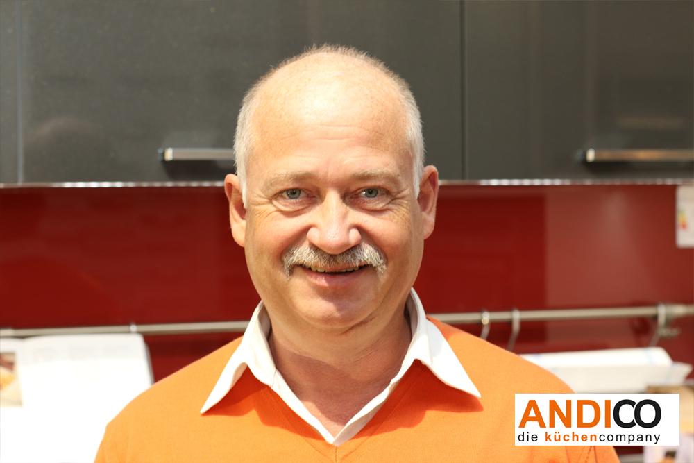 ANDICO die küchencompany - Mitarbeiter Ralf Witt