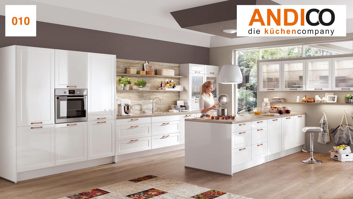 Klassik Küchen - ANDICO die küchencompany