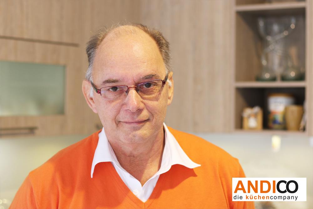 ANDICO die küchencompany - Mitarbeiter Jürgen Choinowski