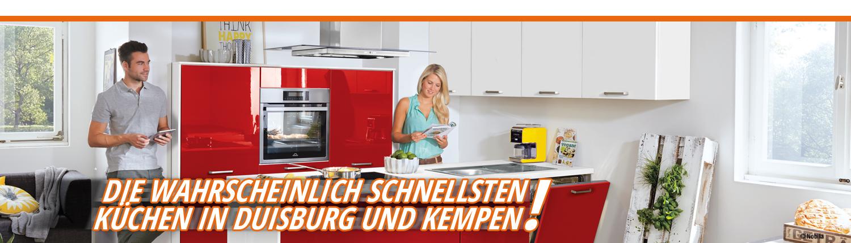 ANDICO die küchencompany – Ihr Küchenstudio Duisburg