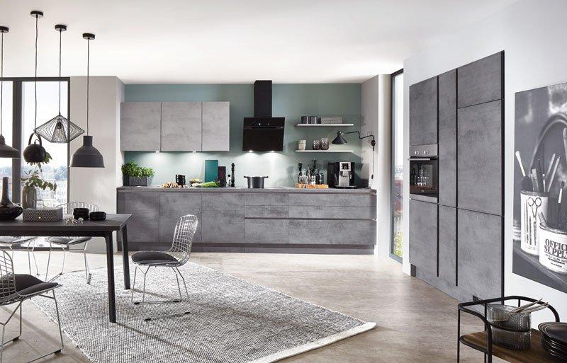riva beton schiefergrau nachbildung andico die. Black Bedroom Furniture Sets. Home Design Ideas